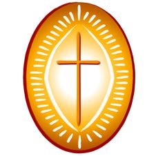 Free Gold Cross Christian Symbol Stock Images - 2759964