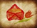 Free Romantic Retro Background Stock Photos - 27504623
