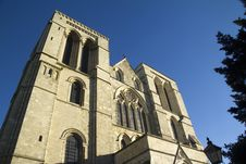 Free Chichester Cathedral Royalty Free Stock Photography - 27507027