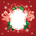Free Christmas Card Royalty Free Stock Photos - 27514728