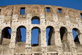 Free The Colosseum, The World Famous Landmark In Rome Stock Image - 27515941