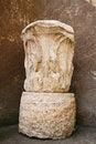 Free Porch Ottavia Capital Details - Rome Stock Photography - 27516532