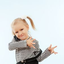Free Baby Girl Royalty Free Stock Photography - 27511307