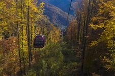 Free Cable Car Royalty Free Stock Images - 27511639
