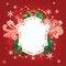 Free Christmas Card Royalty Free Stock Photos - 27514728