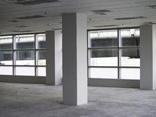 Free White Empty Interior Royalty Free Stock Photo - 27523385