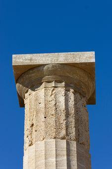 Free Acropolis Of Lindos Stock Image - 27529431