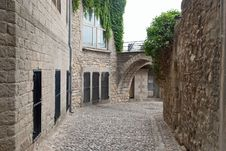 Free Medieval Town Carcasonne, France Royalty Free Stock Photo - 27529625