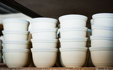 Free Clay Pots Stock Image - 27539201