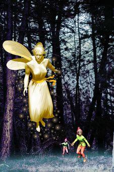 Fairy Tale Stock Image