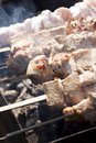 Free Barbeque Meat Royalty Free Stock Photo - 27542755