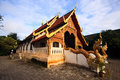 Free Temple In Thailand Royalty Free Stock Photos - 27545468