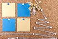 Free New Year&x27;s Ideas Corkboard Stock Photo - 27547140