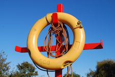 Free Lifebuoy Stock Image - 27540091