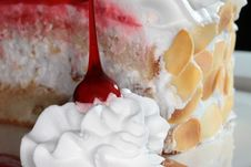 Free Dessert Royalty Free Stock Photography - 27545097