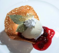 Free Dessert Royalty Free Stock Image - 27545106