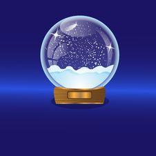 Free Christmas Ball Royalty Free Stock Image - 27545726
