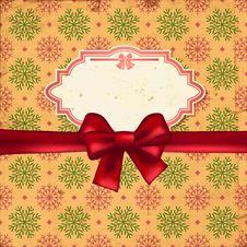 Free Christmas Background Royalty Free Stock Photos - 27547778