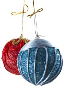 Free Christmas Balls Stock Photo - 27548070