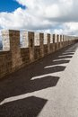 Free Footbridge Over The Walls Royalty Free Stock Photography - 27559427