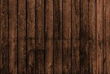 Free Grunge Wooden Wall Stock Photography - 27554092