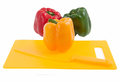 Free Slice Bell Peppers Stock Images - 27560024