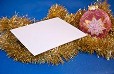 Free Christmas Card Stock Photos - 27566523