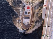Pilot Cutter Royalty Free Stock Images