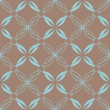 Free Abstrat Vintage Seamless Pattern. Royalty Free Stock Image - 27567666