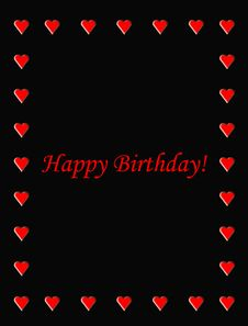 Free Happy Birthday Royalty Free Stock Images - 27569129