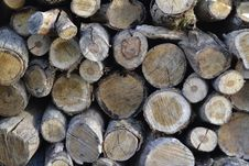 Free Fire Wood Stock Photography - 27569282
