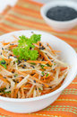 Free Salad Of Cauliflower, Carrots And Red Peppers Royalty Free Stock Photography - 27582627
