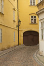 Free Street Of Old Prague Royalty Free Stock Photography - 27583247