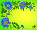 Free Vector Floral Backgrounds Stock Photo - 27584770