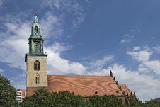 Free St Mary Church In Berlin Stock Photos - 27589533