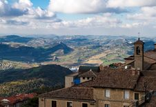 Free San Marino Royalty Free Stock Photo - 27589685