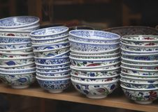 Free Turkish Ceramics Stock Photo - 27589830