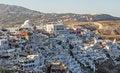Free Santorini&x27;s Unique View At Sunrise. Greece. Stock Images - 27592824
