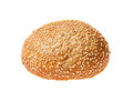 Free Bun With Sesame Seeds Stock Image - 27592901