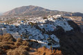 Free Santorini&x27;s Unique View At Sunrise. Greece. Royalty Free Stock Image - 27593416