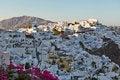 Free Santorini&x27;s Unique View At Sunrise. Greece. Stock Images - 27593554