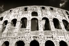 Free Colosseum In Rome Royalty Free Stock Photos - 27595038