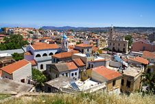 Free Chania City. Crete Royalty Free Stock Photos - 27595318