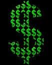 Free Dollar Sign 101 Stock Image - 2766351