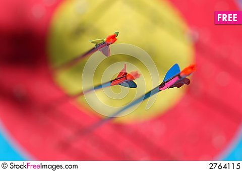 Free Target Abstract Royalty Free Stock Photo - 2764115