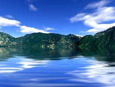 Free Mountains Stock Image - 2760261