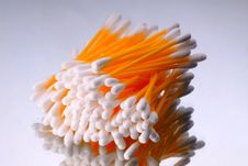 Free Hygienic Sticks Stock Photo - 2760470