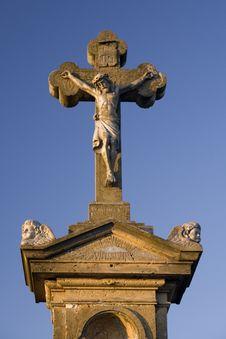 Free Jesus (crucifix) Stock Images - 2760554