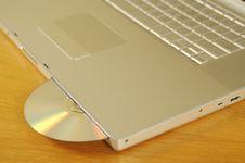 Free DVD/CD & Laptop Royalty Free Stock Images - 2762389