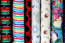 Free Fabric Stock Stock Image - 2762921
